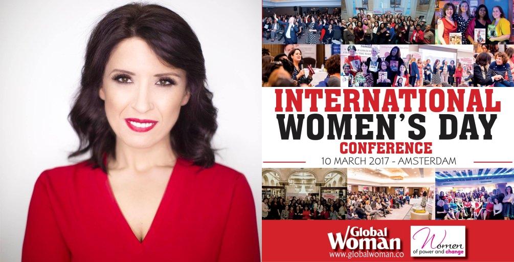 Mirela Sula - International Womens Day with WPC