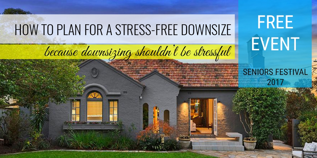 How To Plan For A Stress-Free Downsize