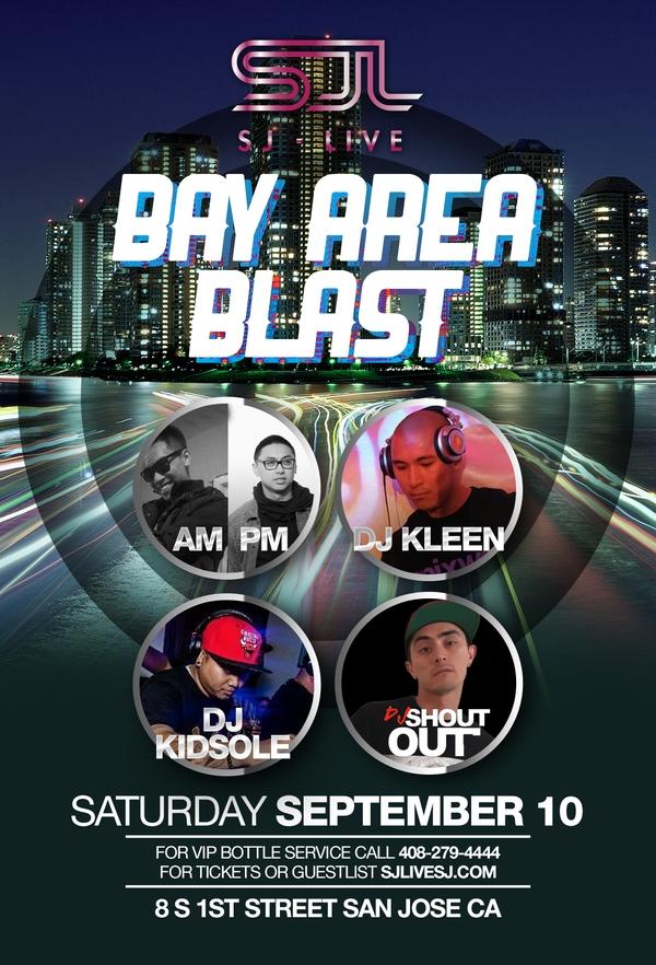 SJ Live Bay Area Blast