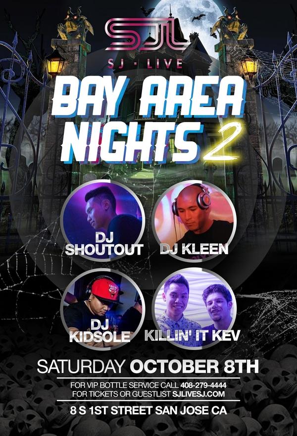 Bay Area Nights 2