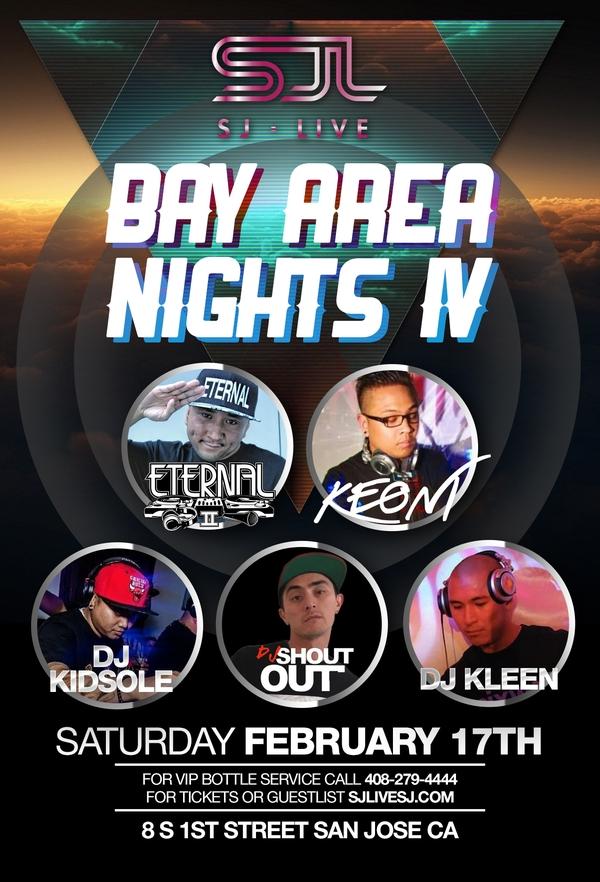 SJ Live - Bay Area Nights IV