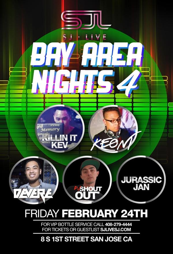 SJ Live - Bay Area Nights 4