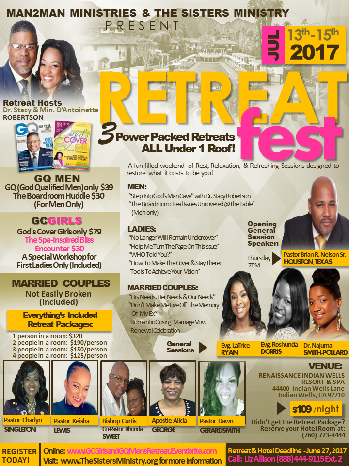 RetreatFest Revised