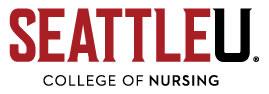 SU College of Nursing Logo