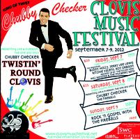 25th Annual Clovis Music Festival - September 7-9, 2012