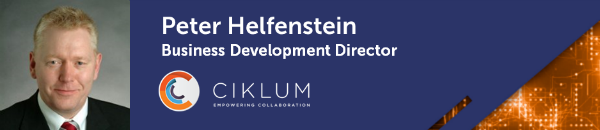 Peter Helfenstein from Ciklum