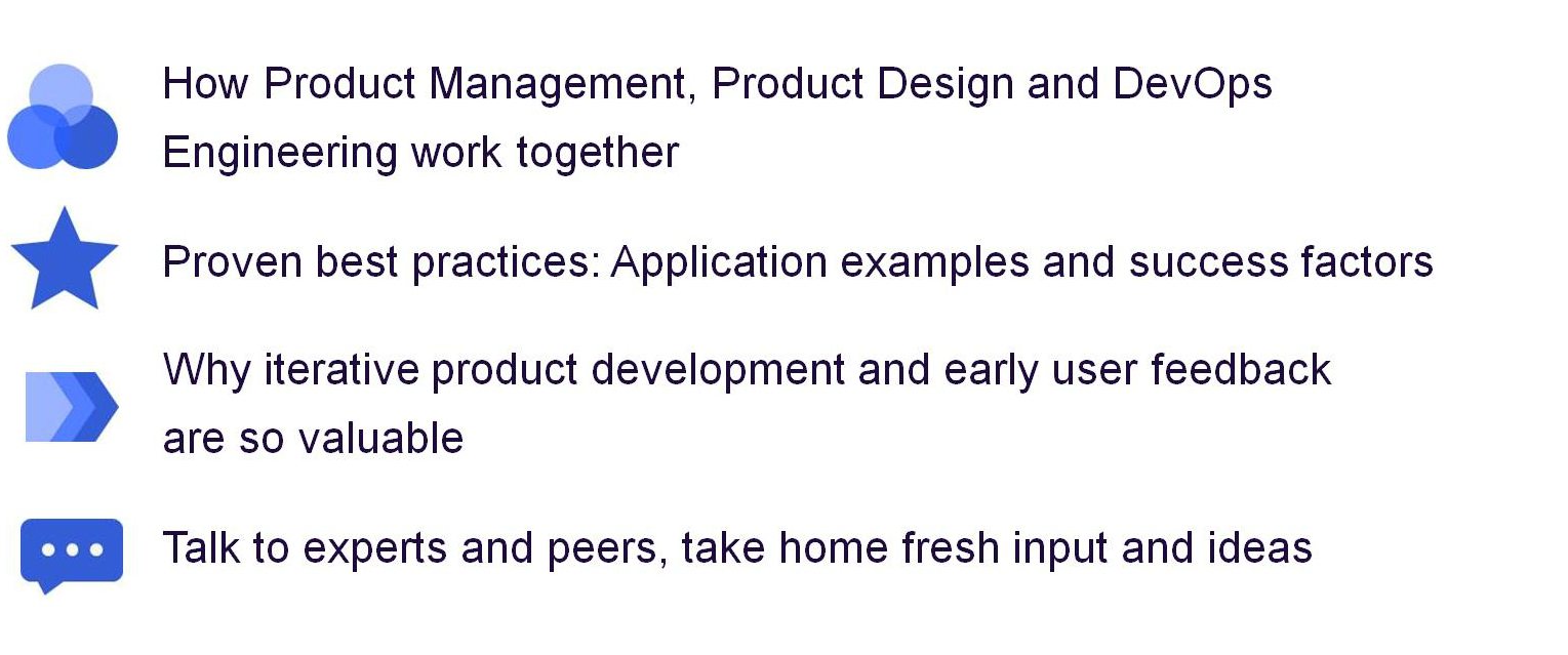 Ciklum Product Seminar Takeaways