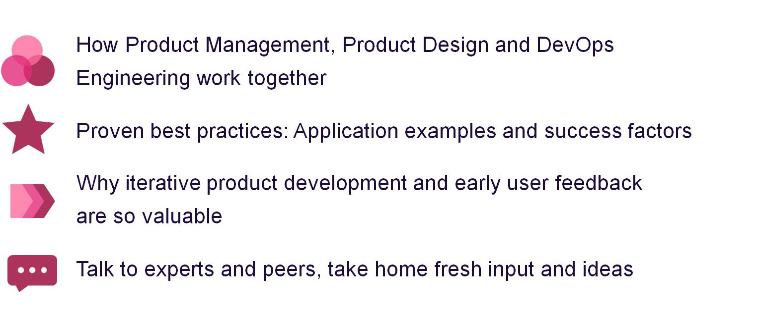 Ciklum Product Seminar Takeaways