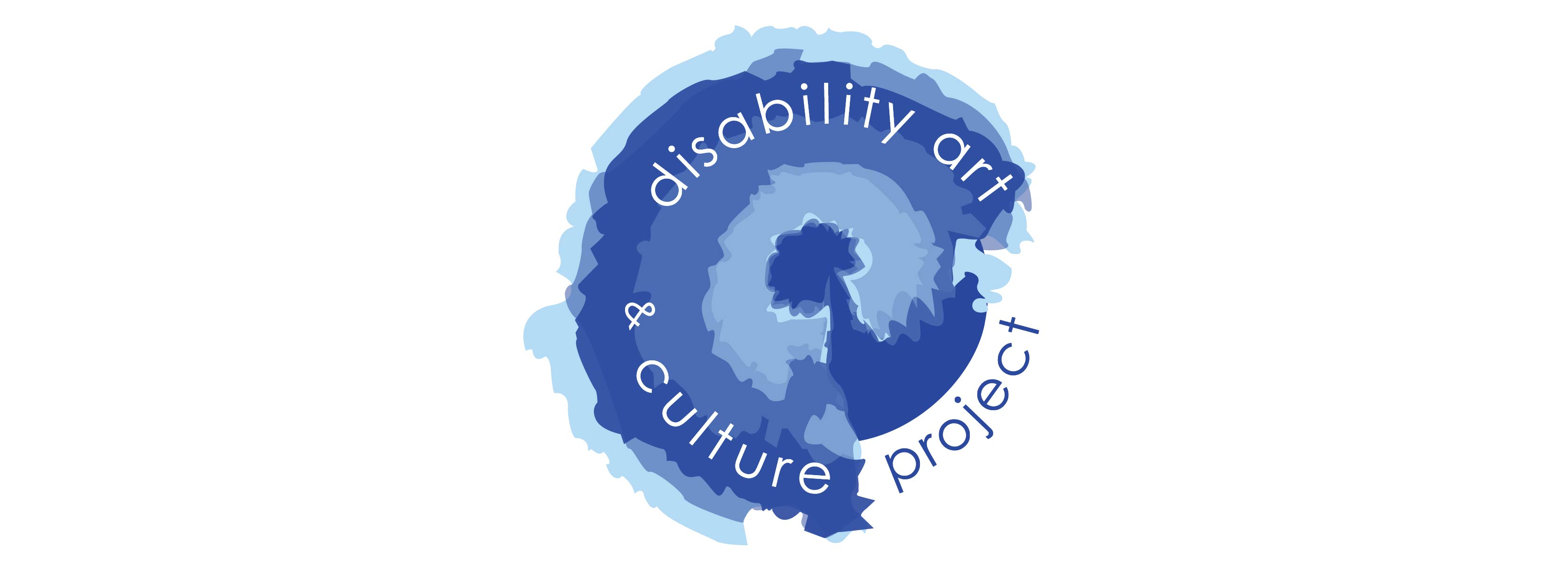 Disability Art and Culture Project Logo
