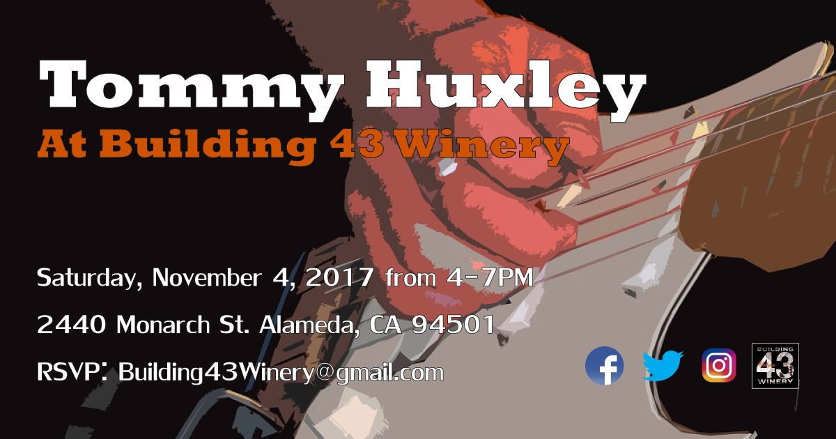 building 43 winery private events_tommy huxley_november 4, 2017