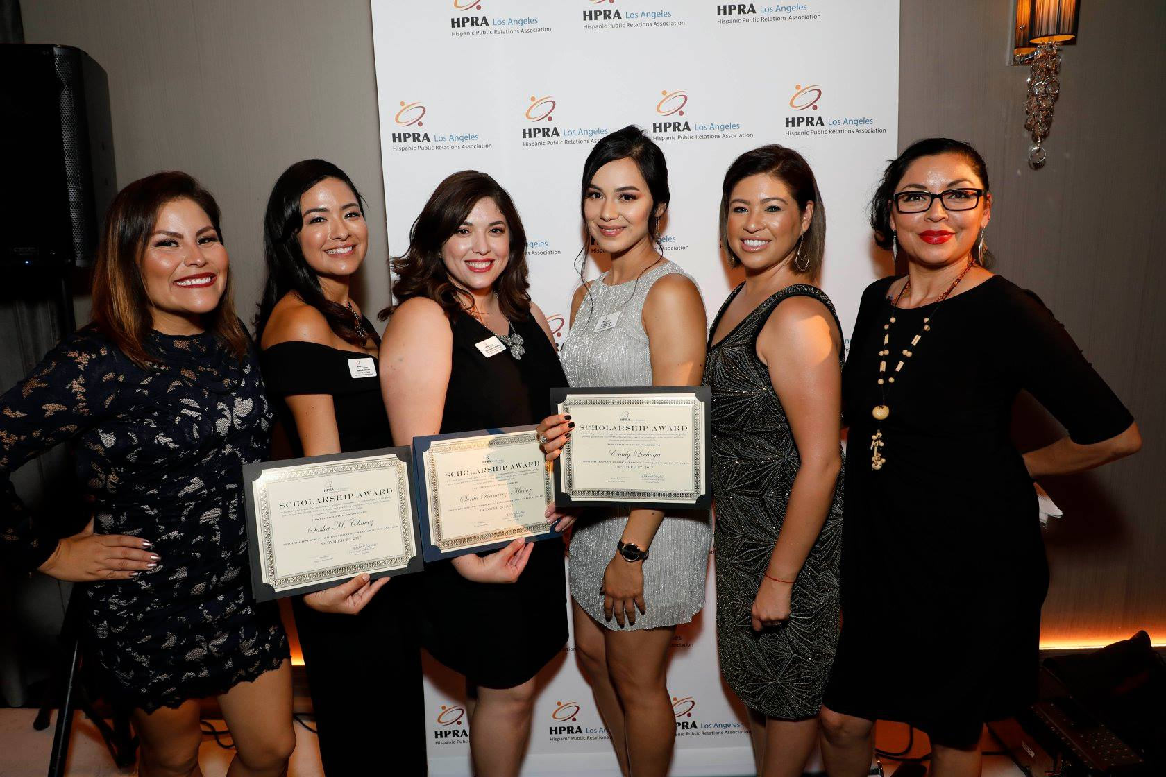 hrpa-la scholarship winners