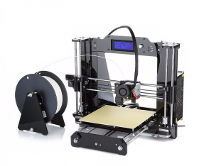 Learn to build maintain and use the Prusa Mendel i33D Printer