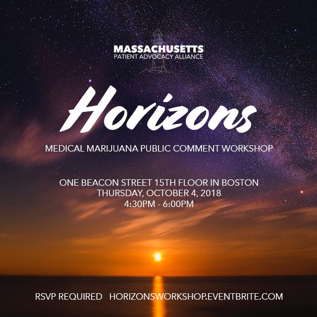 Horizons Workshop on Medical Marijuana