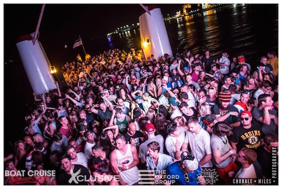 Singles booze cruises in boston
