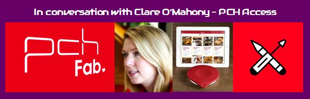 Clare O'Mahony PCH