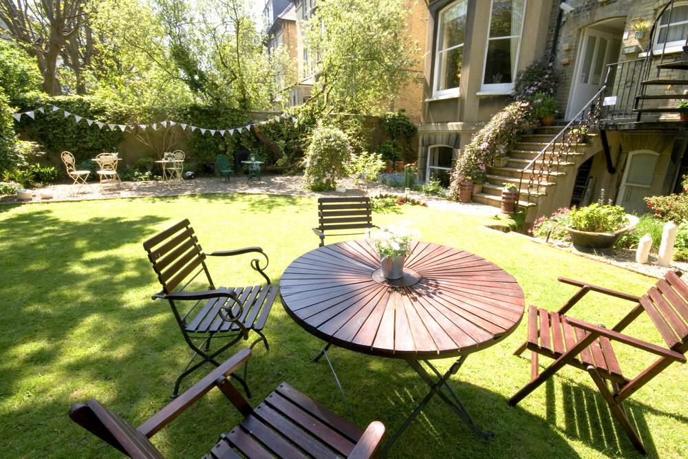 Claremont garden