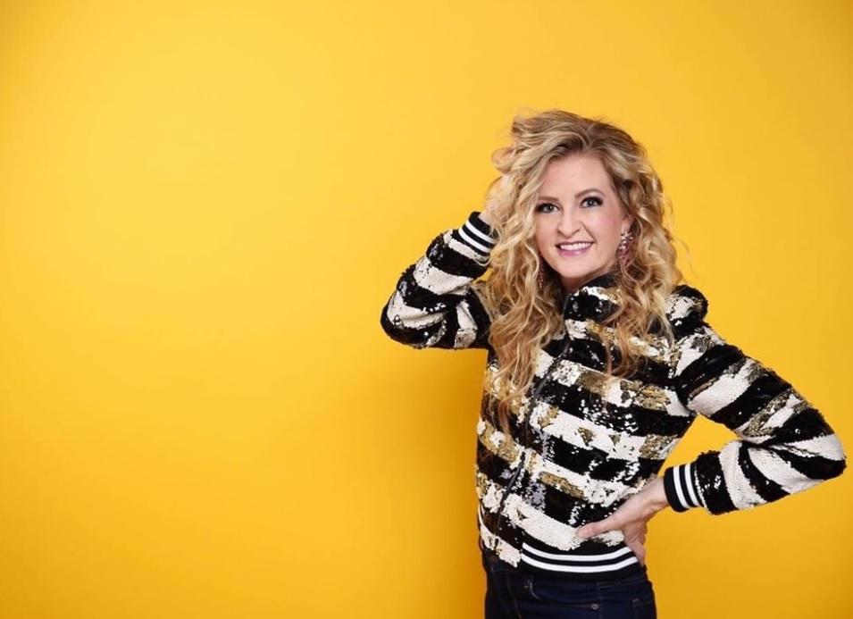 Comedian Megan Bryant