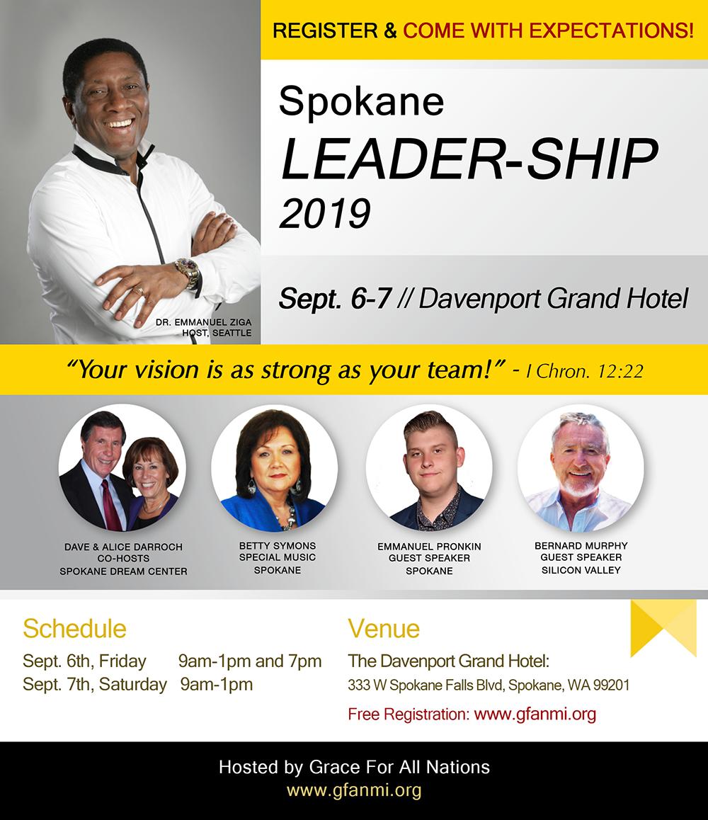 Spokane 2019