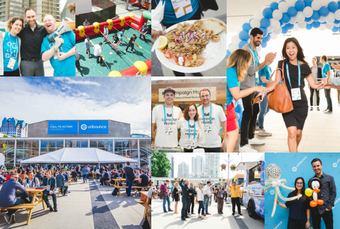 CTAConf Collage