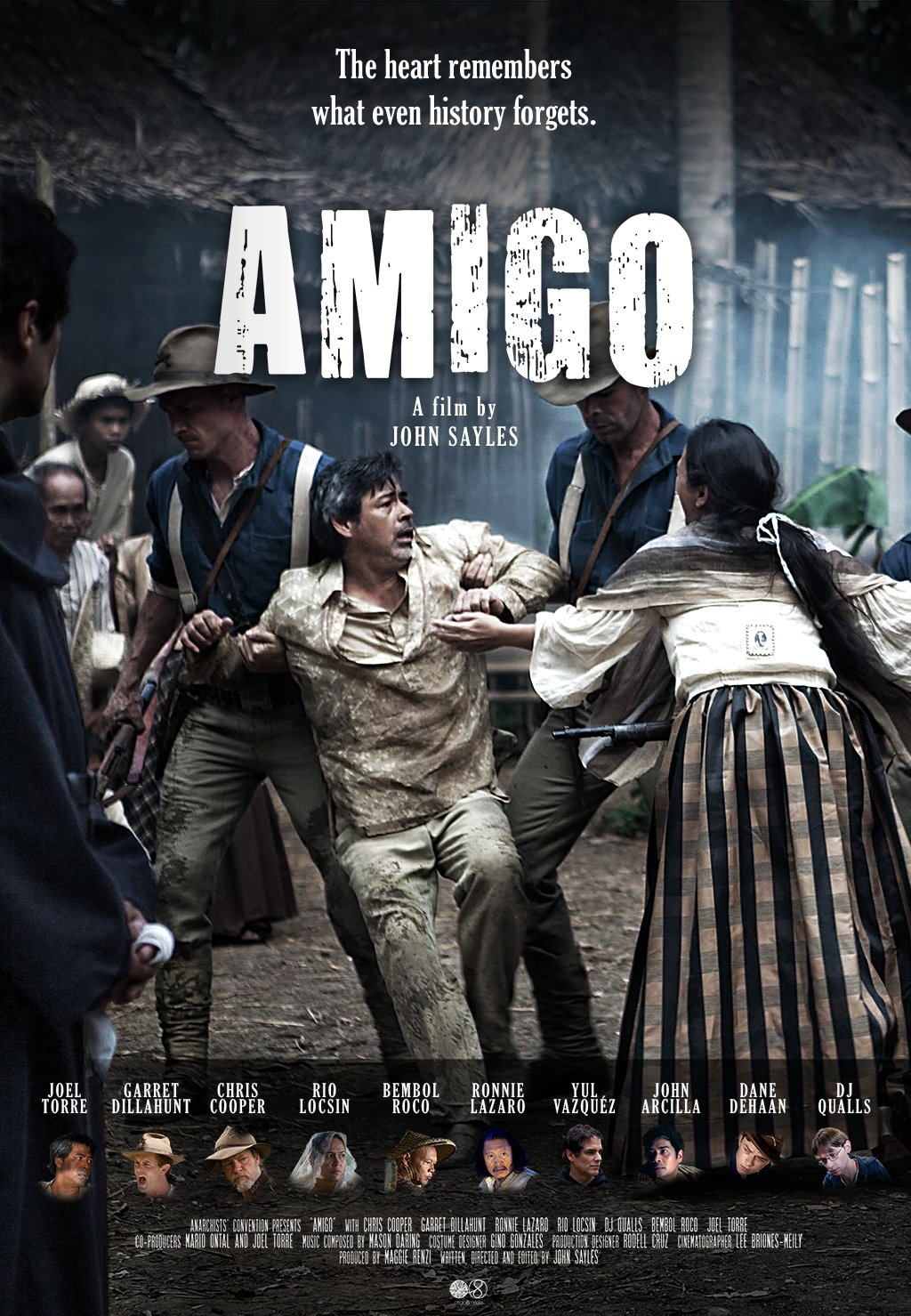 Amigo - A Film by John Sayles