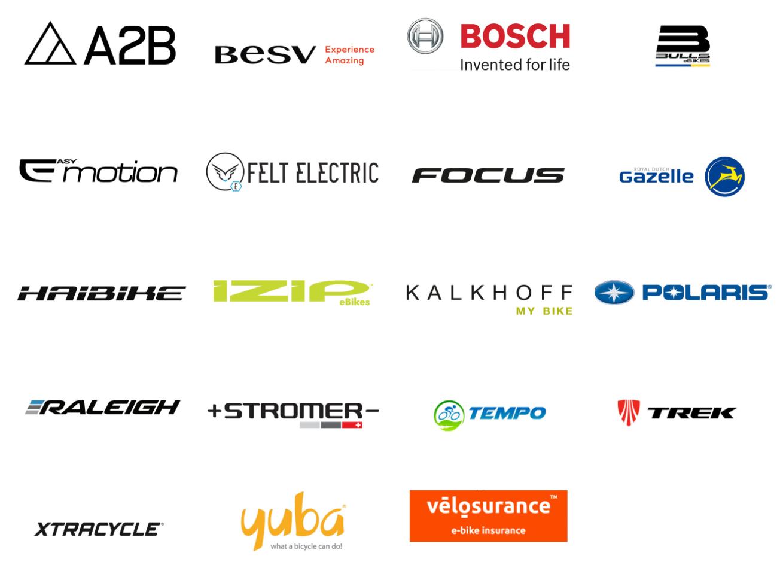 Electric Bike Expo exhibitors