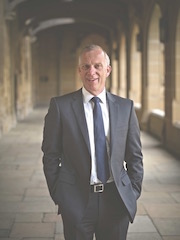 Dr Michael Spence