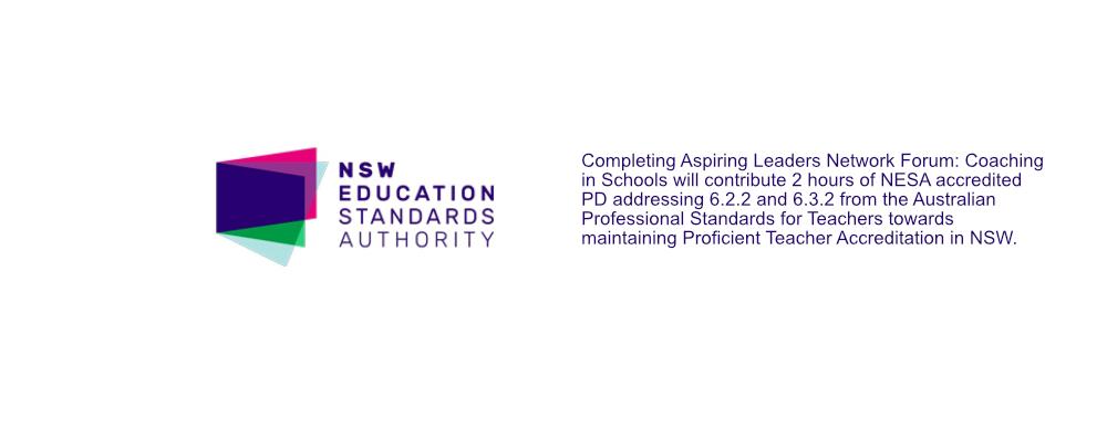 NESA accreditation