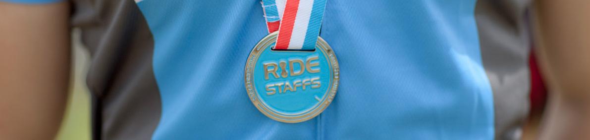 RideStaffs Medal