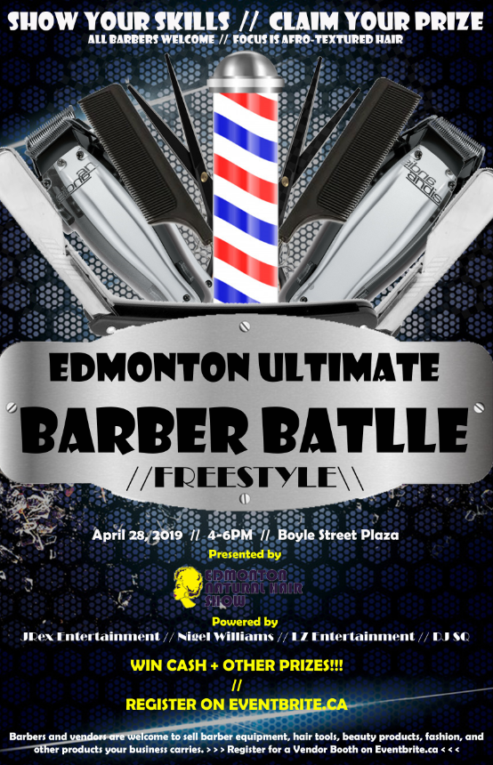 Edmonton Ultimate Barber Battle