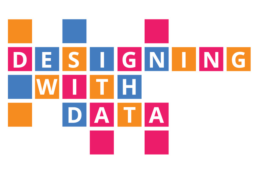 Desigining with Data Logo