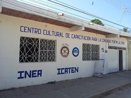 Pic of Los Amigos de Jaltemba Community Cultural Center