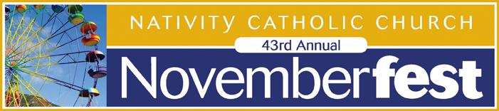 Novemberfest 2012 Logo