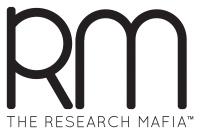 The Research Mafia Logo