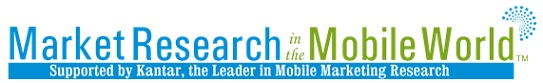 Market Research in the Mobile World Logo