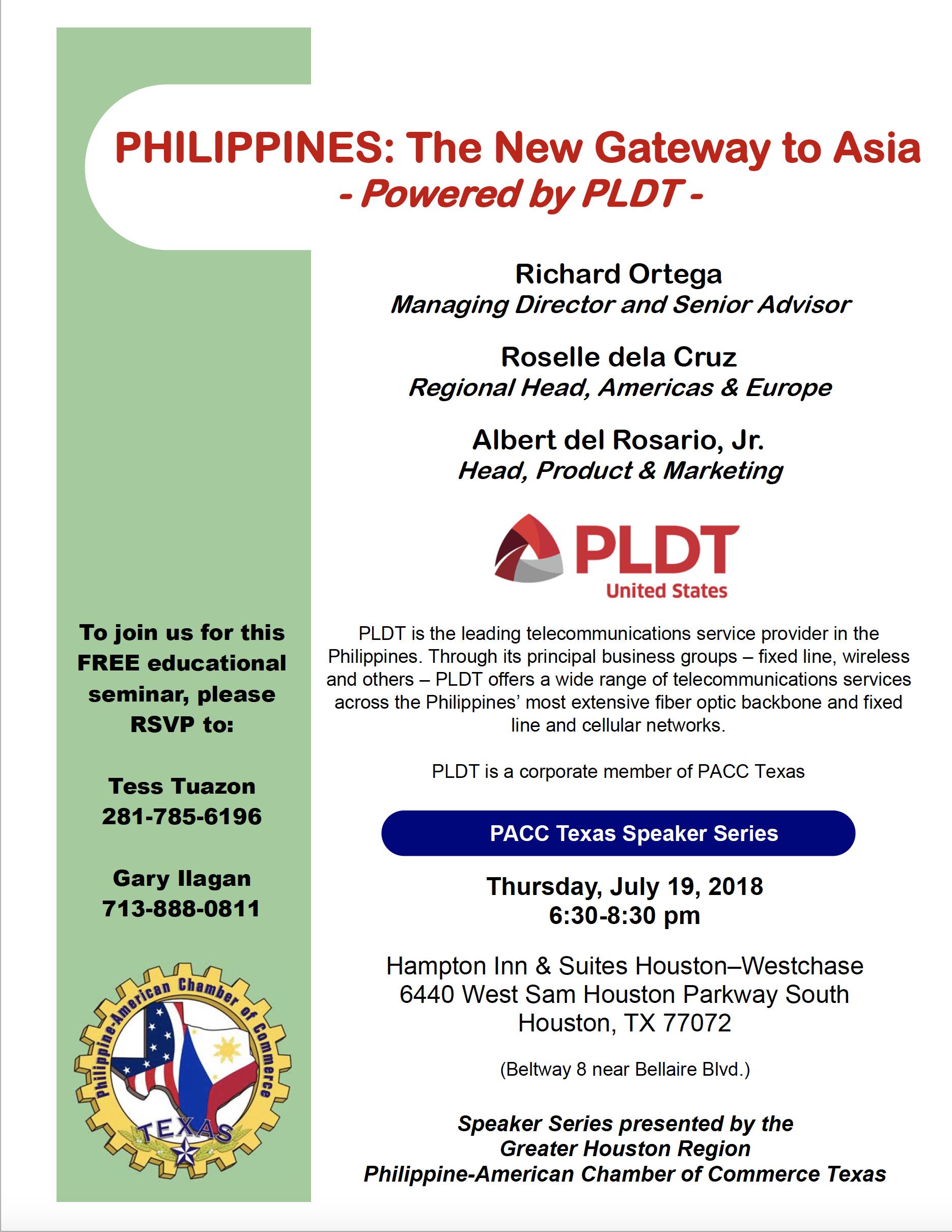 PLDT Flyer