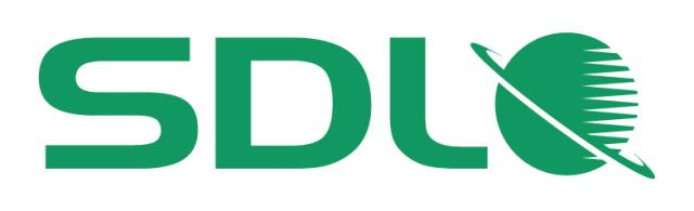 SDL Green Logo