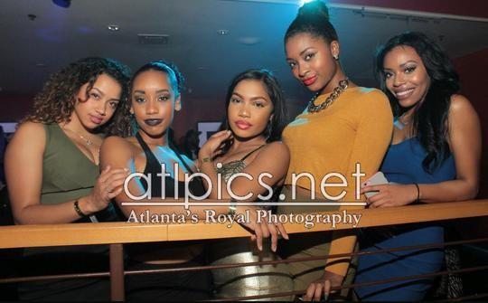 Fahrenheit Fridays at Harlem Nights