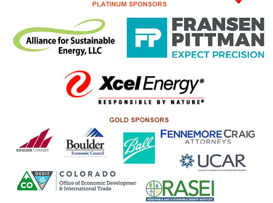 2018 Governor's Awards Platinum and Gold Sponsors