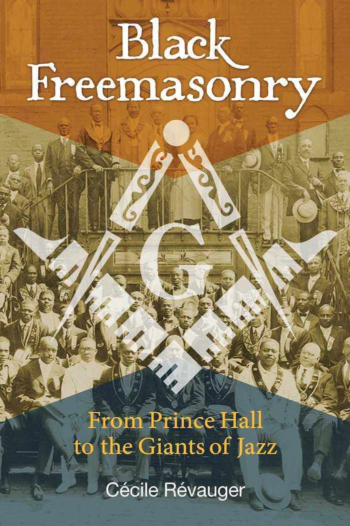Cover of Black Freemasonry