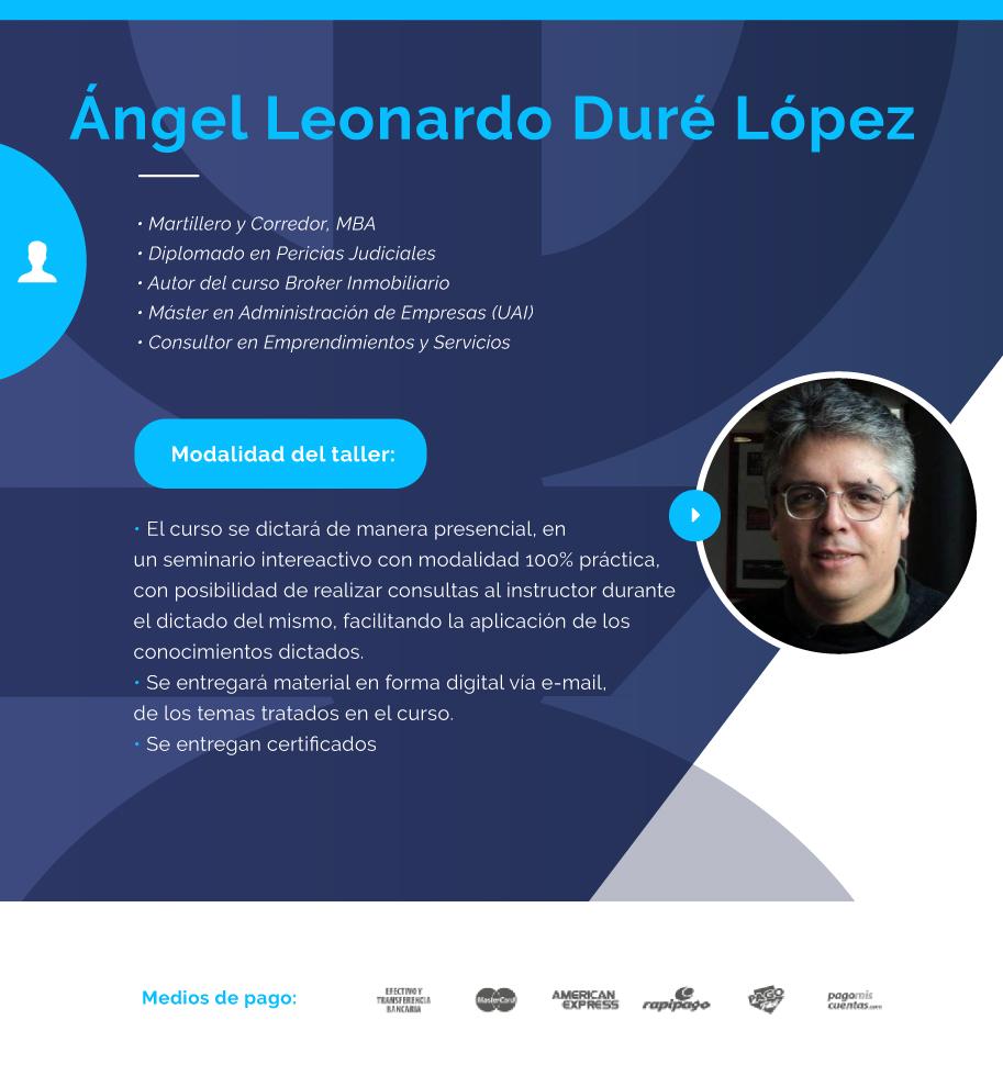 Nuestro destacado orador: Carlos Echeverría