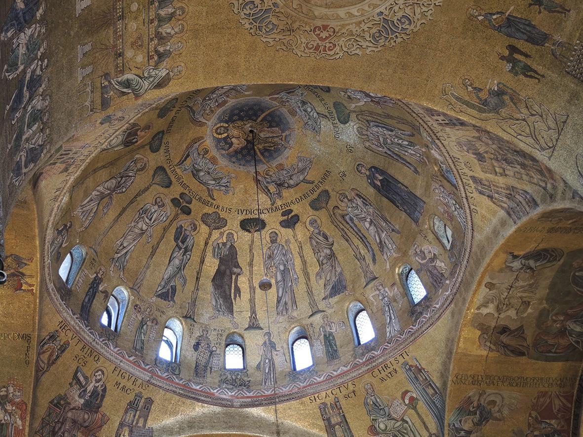 mosaics st. Marco