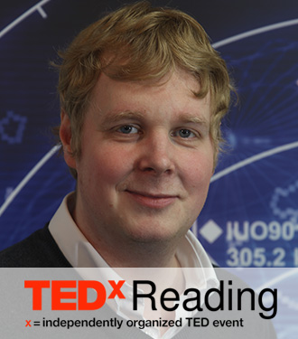 Chris Forster TEDxReading 2017