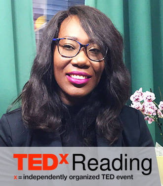 Kizanne James TEDxReading 2017