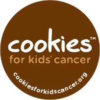 Cookies for Kids with Cancer logo
