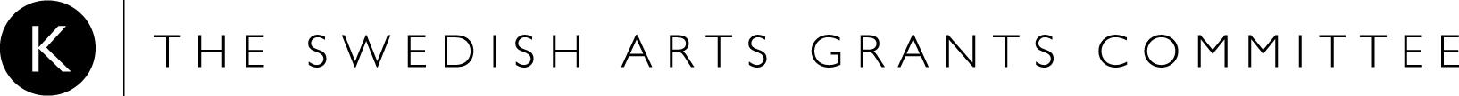 The Swedish Arts Council Logo