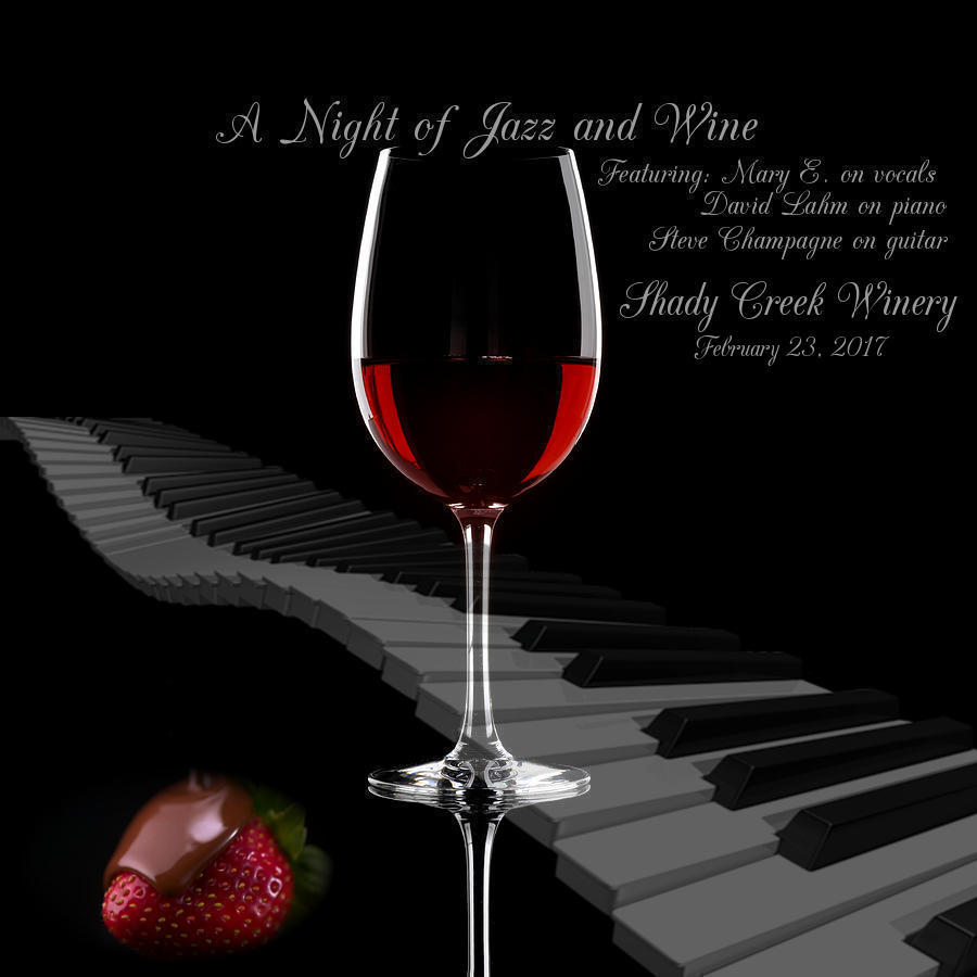 A Night of Jazz and Wine at Shady Creek