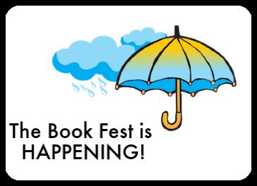 Book Fest is Hapening