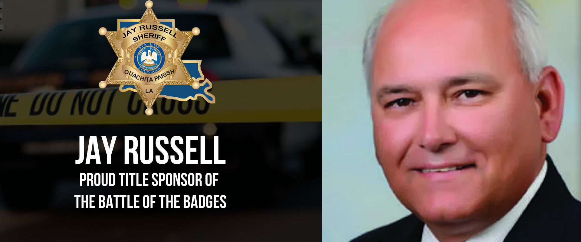 Sherriff J. Russell - Title Sponsor