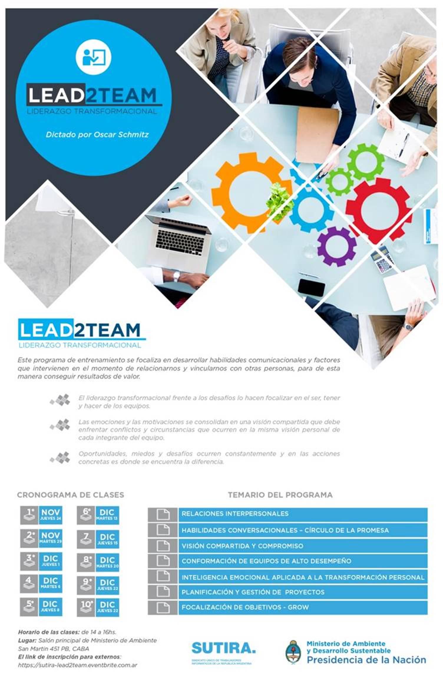 Lead2Team