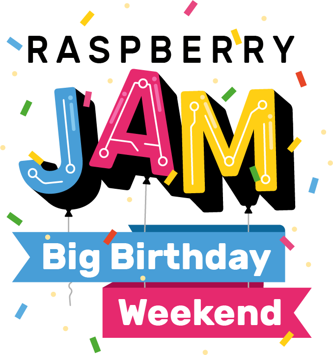 Raspberry Jam birthday weekend